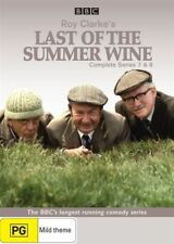Last Of The Summer Wine : Series 7-8 (DVD, 2009, 3-Disc Set)
