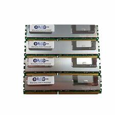 16GB (4x4GB) MEMORY RAM 4 HP ProLiant DL380 G5 PC5300 Fully Buffered B104