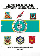 ASMIC Reference Book On Military Intelligence ASA / Counter Intelligence
