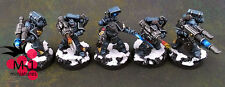 Warhammer 40k Space Wolves Long fangs M-1 pro-painted