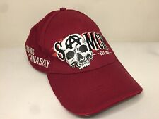 Sons Of Anarchy Skull Logo Embroidered Cap Hat 20th Century Fox Film Corporation