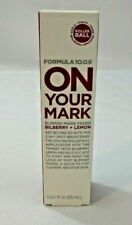 Formula 10.0.6 On Your Mark Blemish Mark Fader Spot Roller Ball Bilberry Lemon