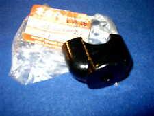 SUZUKI ALT125 D E F G GN400 GT550 GEN NOS BLACK HANDLEBAR CLAMP 56221-33600-291