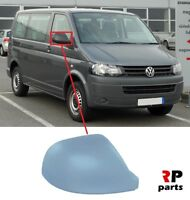 FOR VW TRANSPORTER T5 2009-2018 NEW WING MIRROR COVER CAP PRIMED RIGHT O/S