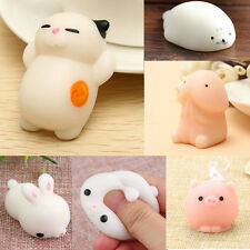 Mochi Soft Animal Squeeze Stretch Compress Squishy Relief Decompression Toy NA