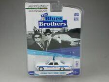 Greenlight 1/64 Blues Brothers Chicago Police Dodge Monaco 737 MOC 110968