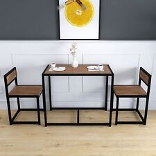 kitchen rustic table chair sets for sale ebay rh ebay co uk