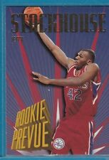 1995-96 JERRY STACKHOUSE SKYBOX PREMIUM ROOKIE PREVUE RC