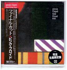 Pink Floyd , The Final Cut   [ Cardboard Sleeve_mini LP_Ltd_Jpn ]