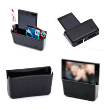 Car Storage Large Box GPS Mobile Phone Charging Hole Pocket Bag Organizer Holder