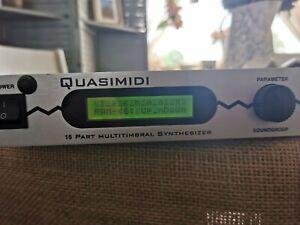 Quasimidi Technox Synthesizer Module