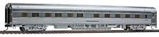 HO Scale 85' Budd 10-6 Sleeper Car - Burlington Route - Walthers #932-15144