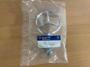 NEW Genuine Mercedes-Benz W201 190 190e Bonnet Star Badge Emblem A2018800086