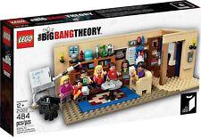 Lego Ideas The Big Bang Theory 21302 Neu OVP Selten Rarität Rar Sheldon Cooper