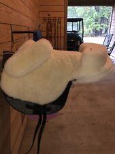 New listing Sheepskin Bareback Saddle Pad
