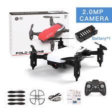 Mini Drone with Camera HDRC D2 WIFI 2.0MP Camera Color Black NEW USA SHIP