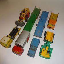 8 Siku V-Serie Modelle DieCast Modelle Sammlung Konvolut