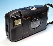 Polaroid VISION AUTO FOCUS SLR-coated Glass Lens 1:12/107 TELECAMERA CAMERA - 1328