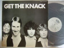 PROMO WHITE LABEL / THE KNACK GET THE KNACK / JAPAN