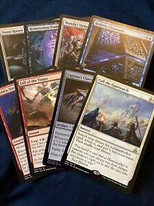 X8 Oath Of The Gatewatch Mtg Rare/Foil Lot Collection