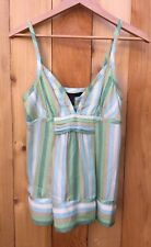 MARC by marc jacobs 100% silk sleeveless top spring easter size 6 NWT ret $198