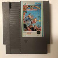 Ikari Warriors II 2: Victory Road (Nintendo Entertainment System, 1988) NES