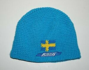 NWT SOLD OUT Kask Sweden Heli Skiing Snowboarding Beanie Hat