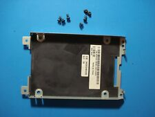Dell Inspiron 1720 HDD Hard Drive Caddy with Screws 0FP444 / FP444