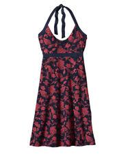 Patagonia Iliana Halter Dress - Small - Beautiful Life Navy Blue - RRP £50