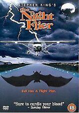 Stephen King's The Night Flier (DVD, 2002)