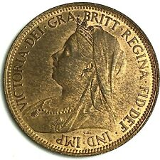 More details for 1897 half penny a.unc collectable grade ref:e34