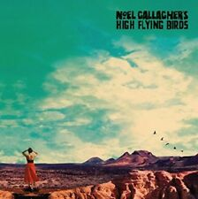 Noel Gallagher's High Flying Birds Who Built The Moon? CD Europe Sour Mash 2017