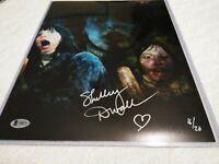 Shelley Duvall Autograph 11x14 Photo The Shining Signed Beckett  COA LE16/20