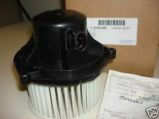 91 to 94 saturn s series factory new blower motor w/ac