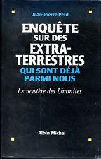 ENQUETE SUR LES EXTRA-TERRESTRES - MYSTERE DES UMMITES - 1991 - OVNI - UFO c