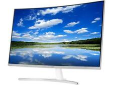 "Acer ED Series ED322Q Silver 31.5"" VA 4ms (GTG) Curved Widescreen LED/LCD Monito"