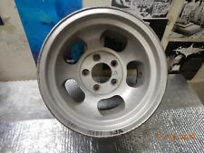 """VINTAGE 15x8-1/2"""" PERMACAST SLOT MAG WHEEL 5on5"""" CHEVY VAN TRUCK FORD CHEVY CARS"""