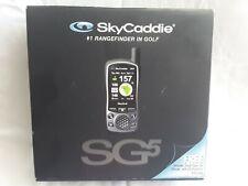 SkyCaddie SG5 Rangefinder New