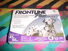 frontline plus for dogs 45-88 POUNDS