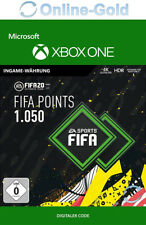 FIFA 20 1050 FUT Points Key FIFA Ultimate Team Points - Xbox One Download Code