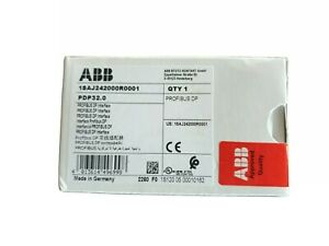 ABB PDP32.0 PROFIBUS DP Interface, 1SAJ242000R0001, KNX, EIB, Neu, OVP!!