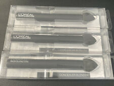 3 x L'Oreal infallibile Make up Pennello correttore Frullatore in Scatola