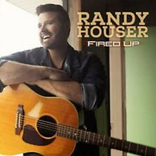 Fired Up by Randy Houser New CD 2016 Stoney Creek Records