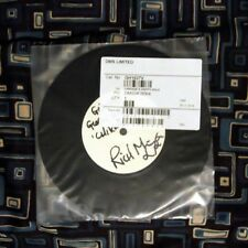 "Global Citizen - SIGNED Chikage's Happy Hole White Label 7"" Test Pressing"