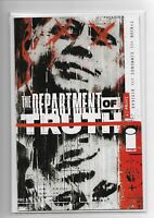 The Department Of Truth #1 Cover A Image Comics