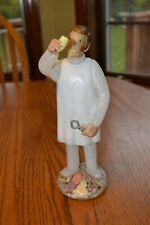 Superb Murano Hand Blown Art Glass Dentist Figurine Holding tooth