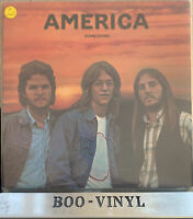 America - Homecoming, LP/33 rpm Tri-Gatefold [K 46180] 1972 A1/B1 EX / EX CON