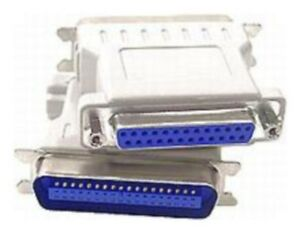 DUSTY DB25pin Female~Centronics36c Male Parallel/Printer cable/cord/wire Adapter
