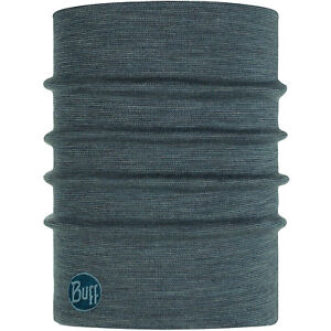 Buff Unisex Heavyweight Merino Wool Winter Neckwarmer Tubular - Ensign Multi