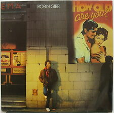 ROBIN GIBB How Old Are You? 1983 GERMAN ORG LP Minty! BEE GEES Maurice